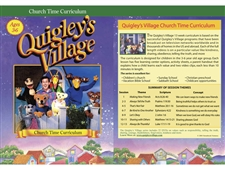 Quigley's Village Church Time DVD Curriculum