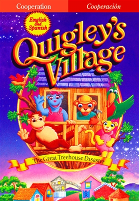 DVD 3: The Great Treehouse Disaster - Cooperation