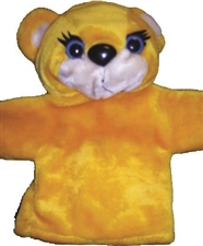 Lemon Lion Hand Puppet