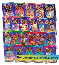DVD ALL: Set of 22 Quigley's Village DVDs 1-22