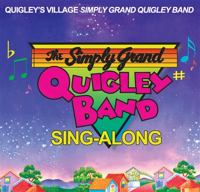 Sing-Along CD Simply Grand Quigley Band