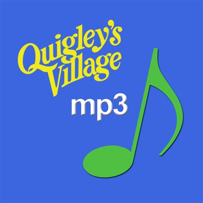 Quigley's Village The Rhyming Game - Downloadable mp3